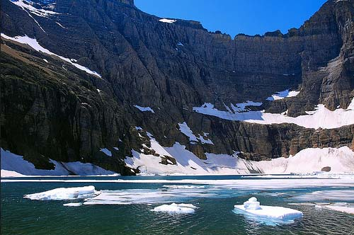 Glacier National Park and Red Lodge Image