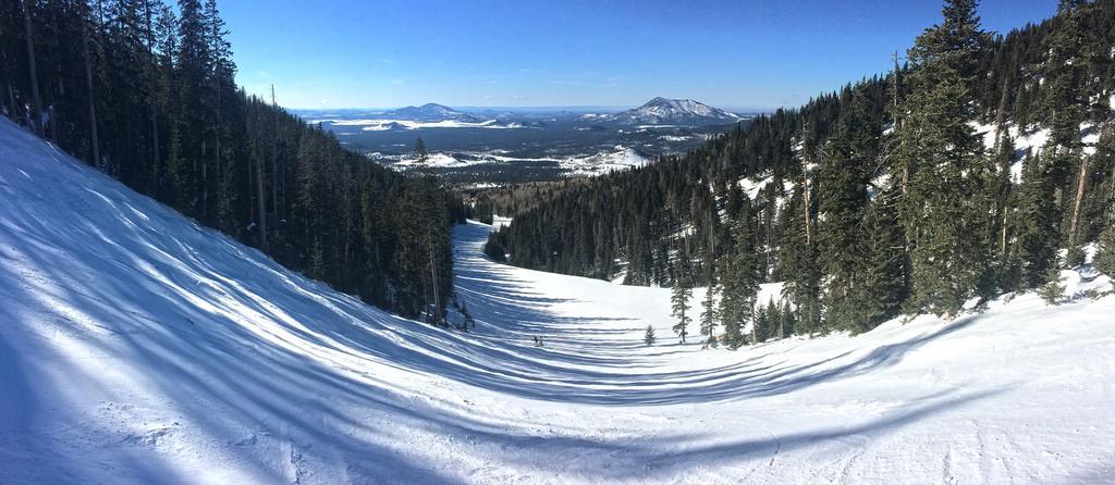 Arizona Snowbowl Impements Uphill Travel Pass Winterreview