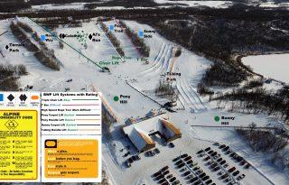 bottineau winter park trail map
